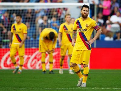 Levante - Barça : la 3e défaite des Blaugrana en vidéo !