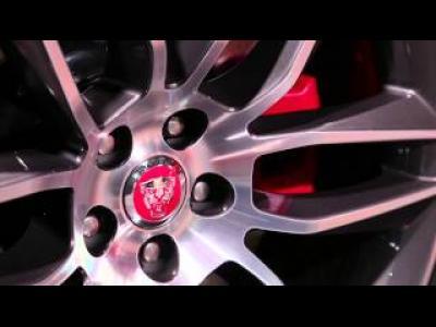 Jaguar F-Type coupé : soirée de lancement