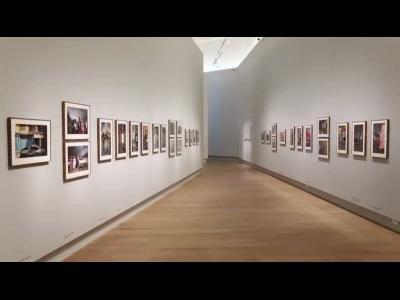 L'exposition événement : Raymond Depardon, un moment si doux
