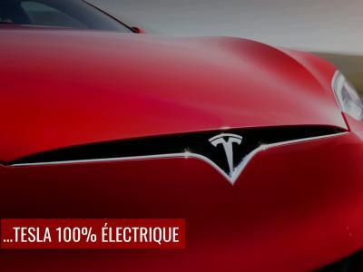 Excès de vitesse : flashé pour un grand excès de vitesse en Tesla