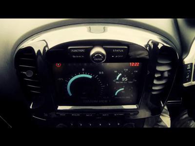 Le Nissan Juke-R, premiers essais routiers