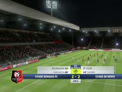 L1 - 6ème journée : notre simulation FIFA 20 de Rennes - Reims
