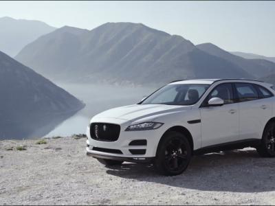 Essai Jaguar F-Pace : l'atout terrain