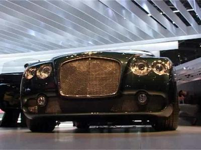Reportage Bentley Continental GTZ