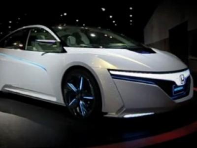 Tokyo 2011 : Honda EV-STER Concept