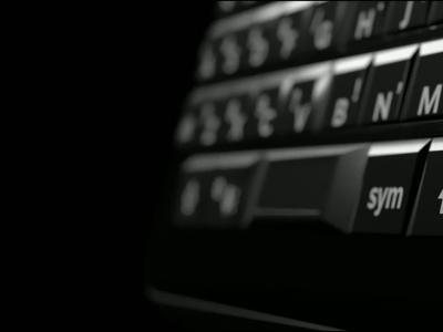BlackBerry KEYone : vidéo officielle de présentation