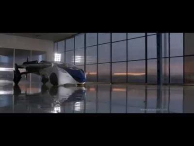 AeroMobil 3.0, la voiture volante