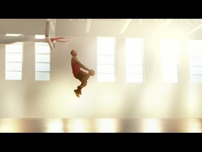 Derrick Rose pour Adidas