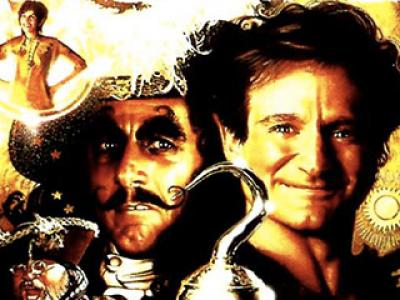 Hook ou la Revanche du capitaine Crochet [trailer]