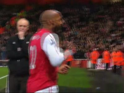 Le souvenir du jour : quand Thierry Henry faisait son retour avec Arsenal face à Leeds