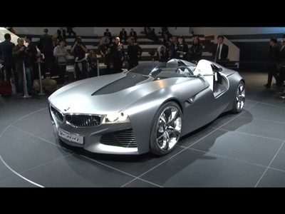 Genève 2011 : BMW Connected Drive Vision