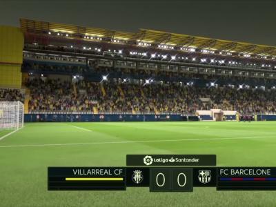 Villarreal FC - FC Barcelone : notre simulation FIFA 20 (Liga - 34e journée)