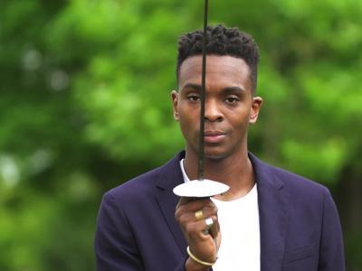 Rencontre #SuitChallenge : Enzo Lefort, Champion du monde de fleuret