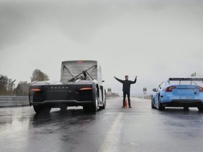 2 800 ch pour un duel entre deux Volvo