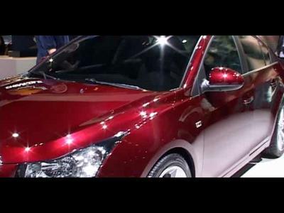 Reportage Chevrolet Cruze