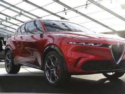 Alfa Romeo Tonale : le concept hybride rechargeable au FAI 2020 en vidéo