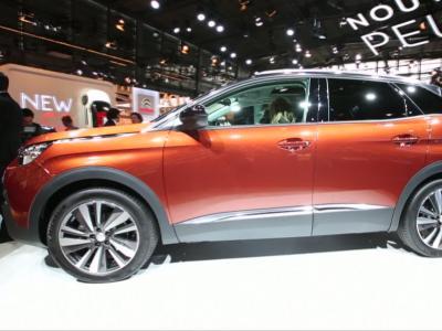 Mondial 2016 : Peugeot 3008