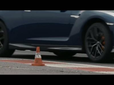 La Nissan GT-R donne naissance à un drone plus rapide qu'elle