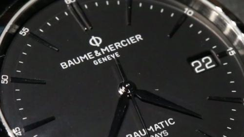SIHH 2018 : Baume & Mercier Clifton Baumatic