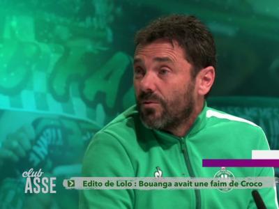 ASSE : l'edito de Laurent Hess sur Denis Bouanga