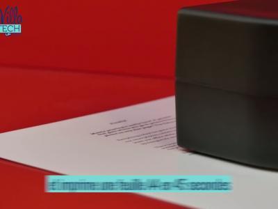 Zuta Pocket Printer : présentation express de l'imprimante de poche