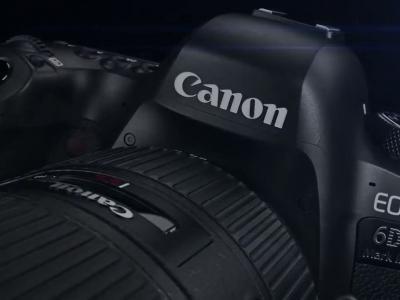 Canon EOS 6D Mark II : vidéo officielle de présentation