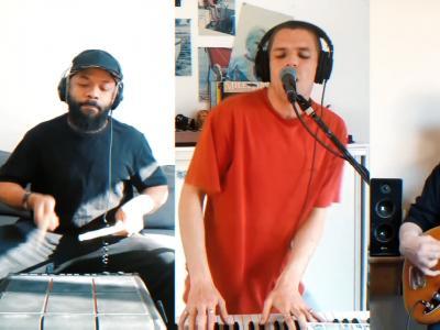 Hervé - Trésor (Session live spécial confinement)