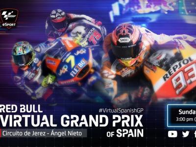 MotoGP esport : le replay du Grand Prix d'Espagne