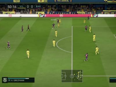 Villarreal FC - FC Barcelone sur FIFA 20 : résumé et buts (Liga - 34e journée)