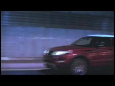Los Angeles 2010 : Range Rover Evoque 5 portes