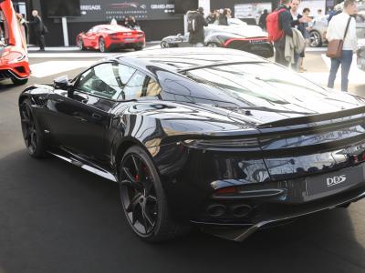 Aston Martin DBS Superleggera : la Super GT au FAI 2020