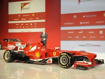 F1 2013 : Ferrari F138