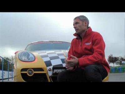 Les Stages de Pilotage Pro Pulsion avec Jacques Laffite