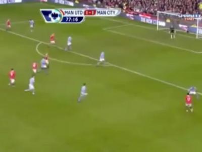 Le souvenir du jour : Quand Wayne Rooney inscrivait une incroyable bicyclette face à Manchester City...