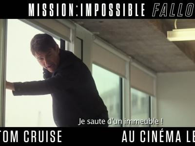 Mission Impossible : Fallout - Premier extrait