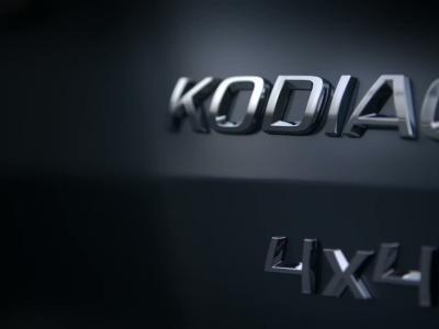 Le Skoda Kodiaq se montre enfin sans camouflage