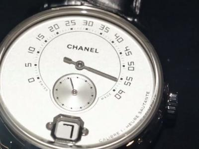 INSIDE BASELWORLD 2018 : CHANEL