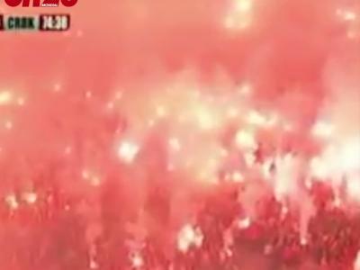 Algérie : ambiance de dingue en D3 algérienne !
