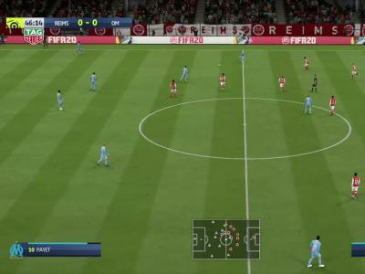 FIFA 20 : notre simulation de Stade de Reims - OM (L1 - 38e journée)