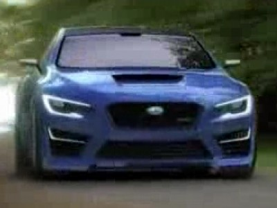 Subaru WRX Concept : L'Impreza est morte, vive la WRX !