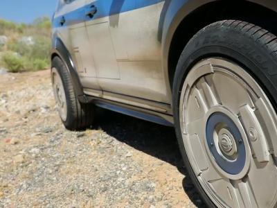 Un Nissan X-Trail pour Solo : A Star Wars Story