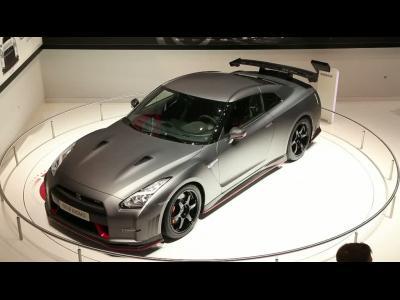 Genève 2014 : Nissan GT-R Nismo