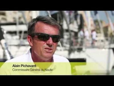 Interview Alain Pichavant | Nautic 2016