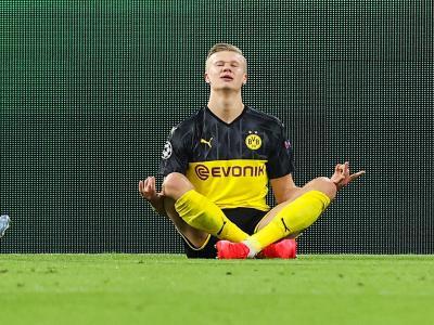 Borussia Dortmund : la saison 2019-2020 d'Erling Haaland en chiffres