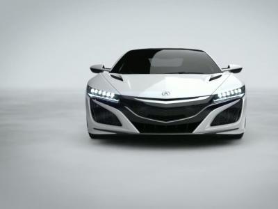 Grosse ambiance annoncée par Acura et la NSX lors du Super Bowl