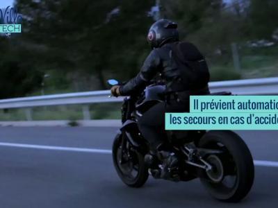 Cosmo Connected : présentation express du feu de freinage connecté