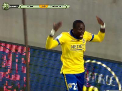Ligue 2 : Tous les buts de la soirée !