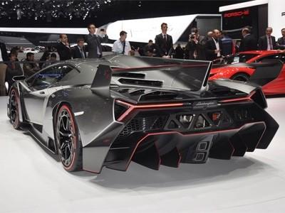 Genève 2013 : Lamborghini Veneno