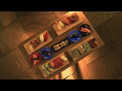 Histoires de Sushi