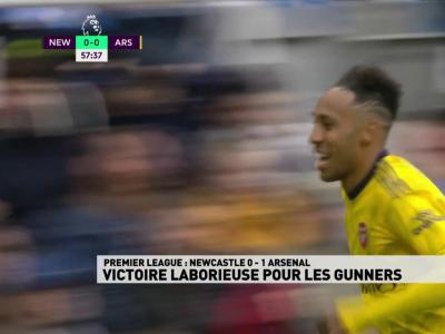 Newcastle - Arsenal : le résumé et le but de la rencontre